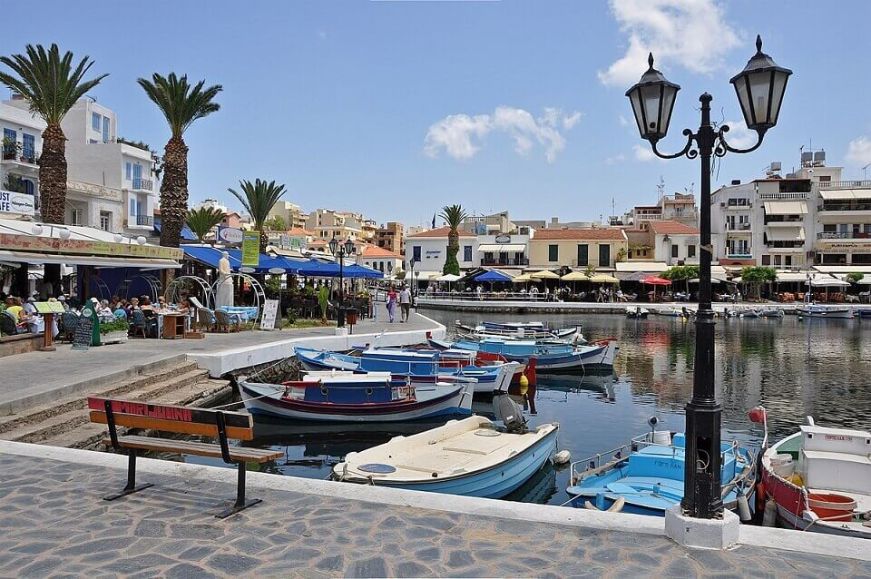 Quelles vacances en Crète ?