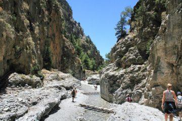 Où faire une randonnée en Crète ?