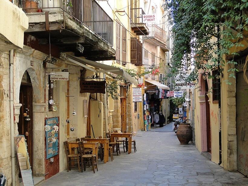 Que visiter en Crète ?