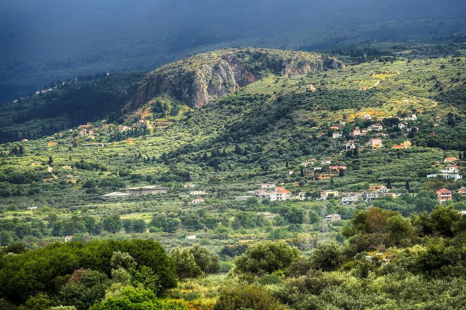 Où trouver une bonne huile en Crète ?