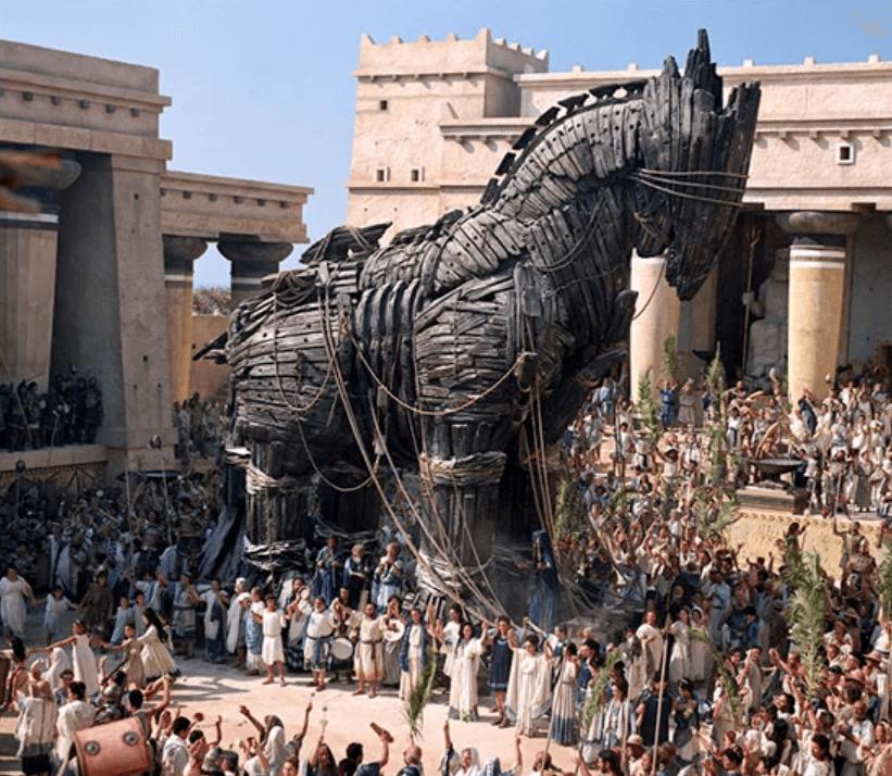 Qu'est-ce que le Cheval de Troie ?