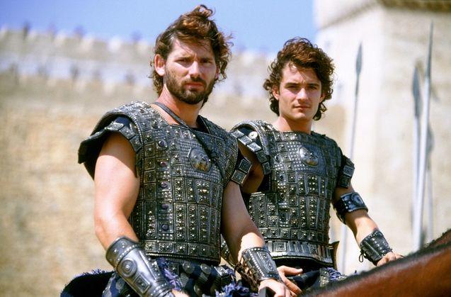 Quel film sur la Guerre de Troie ?