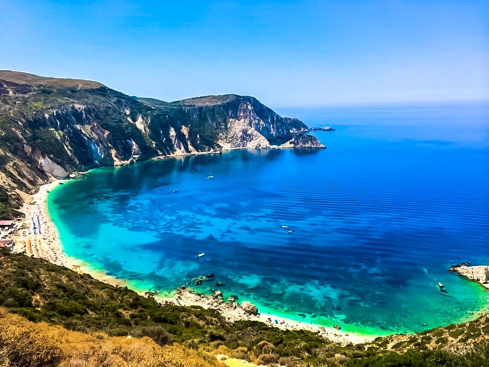 Que faire sur l'île de Céphalonie ?