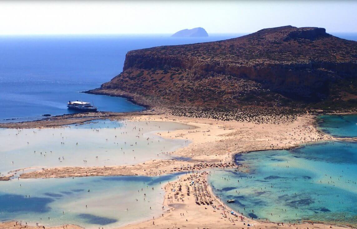 Quelle plage crétoise visiter ?