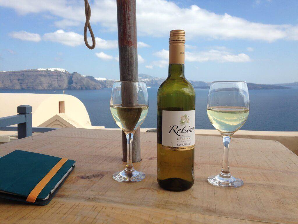 Quel vin grec boire ?
