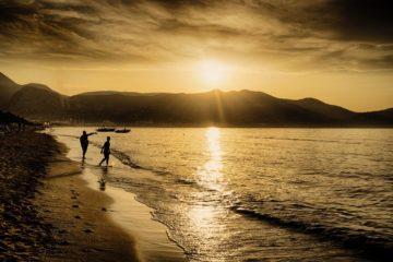 Où se baigner l'été en Grèce ?