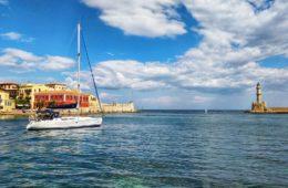 Fait-il beau en mars sur les îles grecques ?
