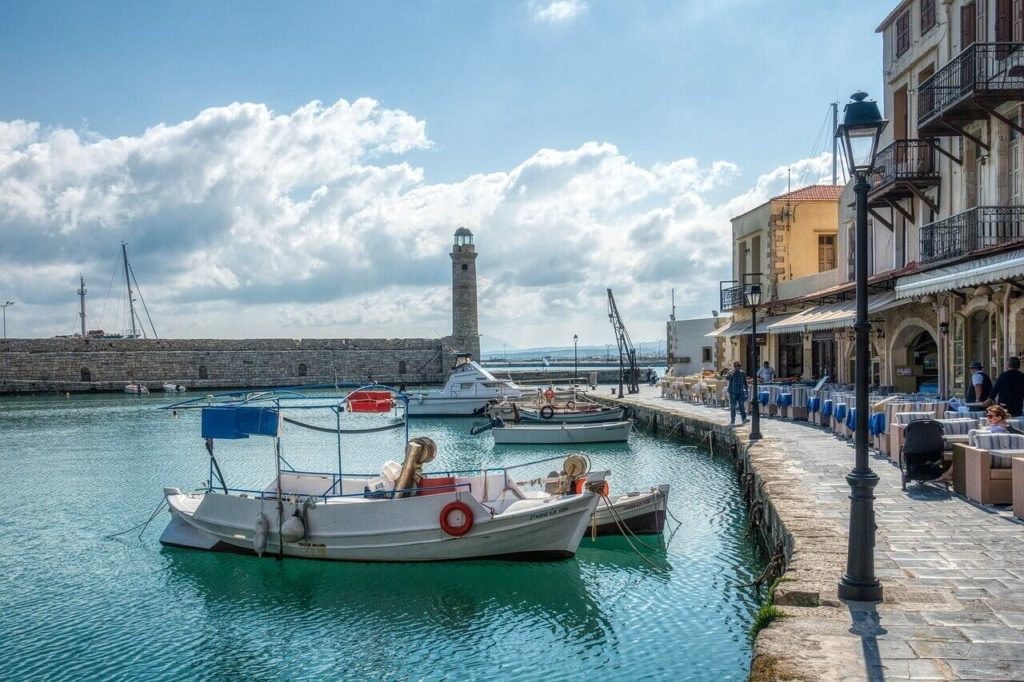 Que faire en Crète en mars ?
