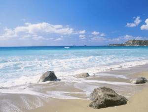 Hôtel avec plage en Céphalonie