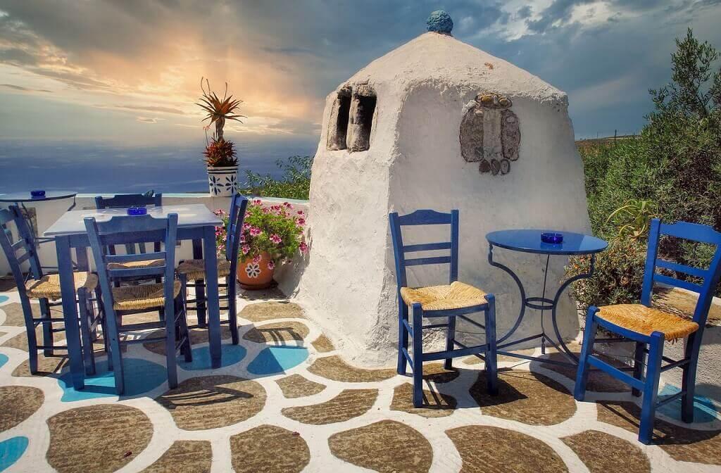 Où manger en Crète en hiver ?