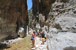 Quels sont les meilleurs sentiers de Crète ?