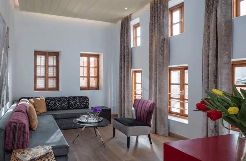 Quel hôtel de luxe choisir en Crète ?