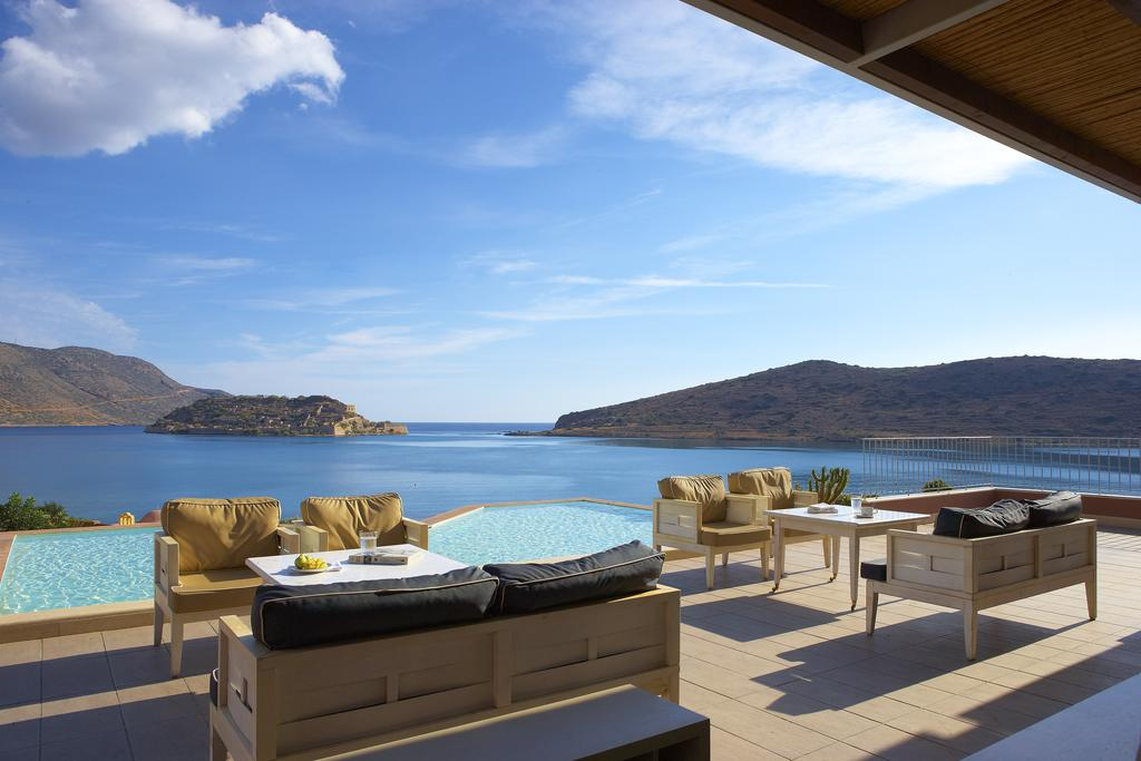 Quel hôtel de luxe en Crète ?