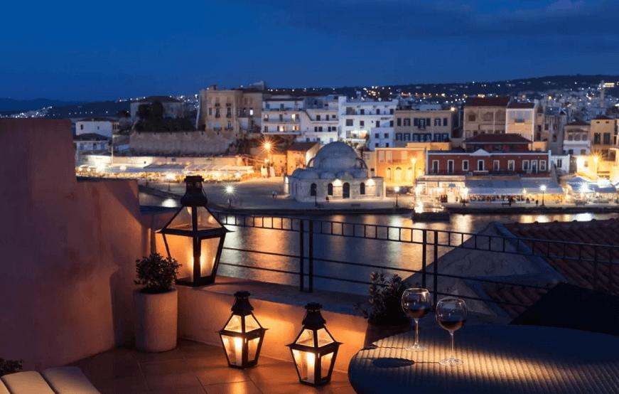 Quel hôtel choisir à La Canée ?