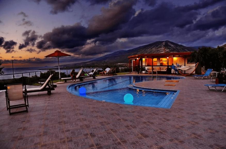 Où trouver un hôtel à Elafonisi ?