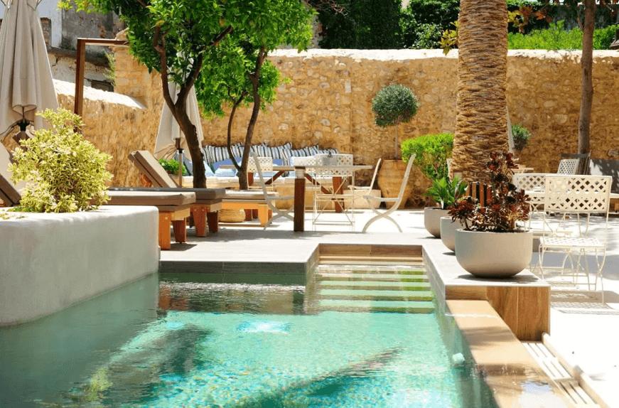 Où trouver un hôtel à Rethymnon ?