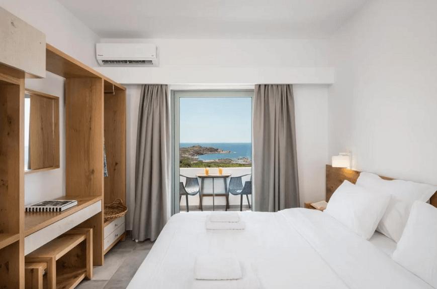 Quel hôtel choisir à Elafonisi ?