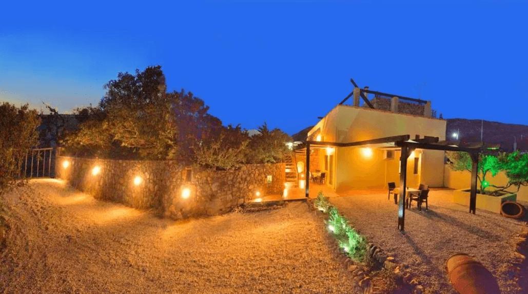 Où trouver une villa à Elafonisi ?