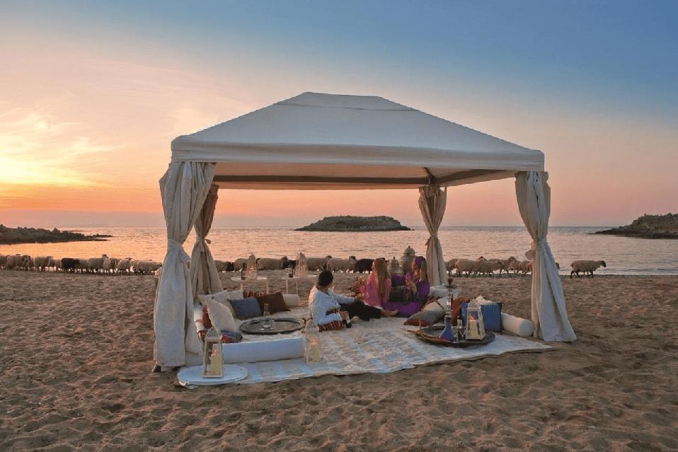 Vacances tout compris à Malia