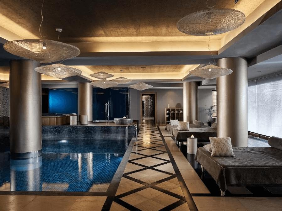 Où trouver un hôtel de luxe à Elounda ?