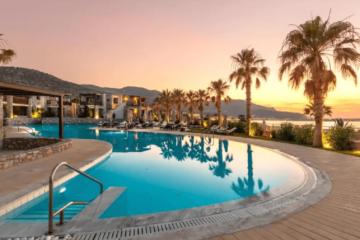 Hôtel de luxe à Malia