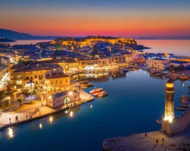 Quelle ville visiter en Crète ?