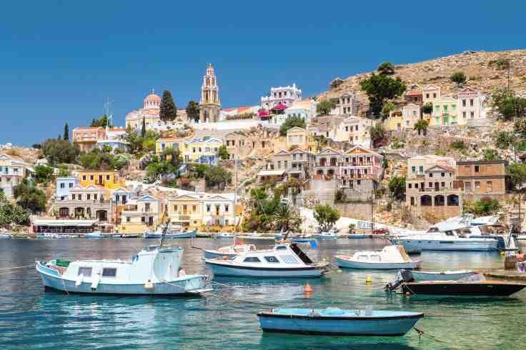 Où partir en Grèce au mois d'août?