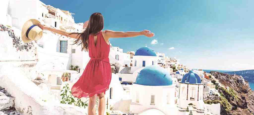 Où partir en Grèce en famille?