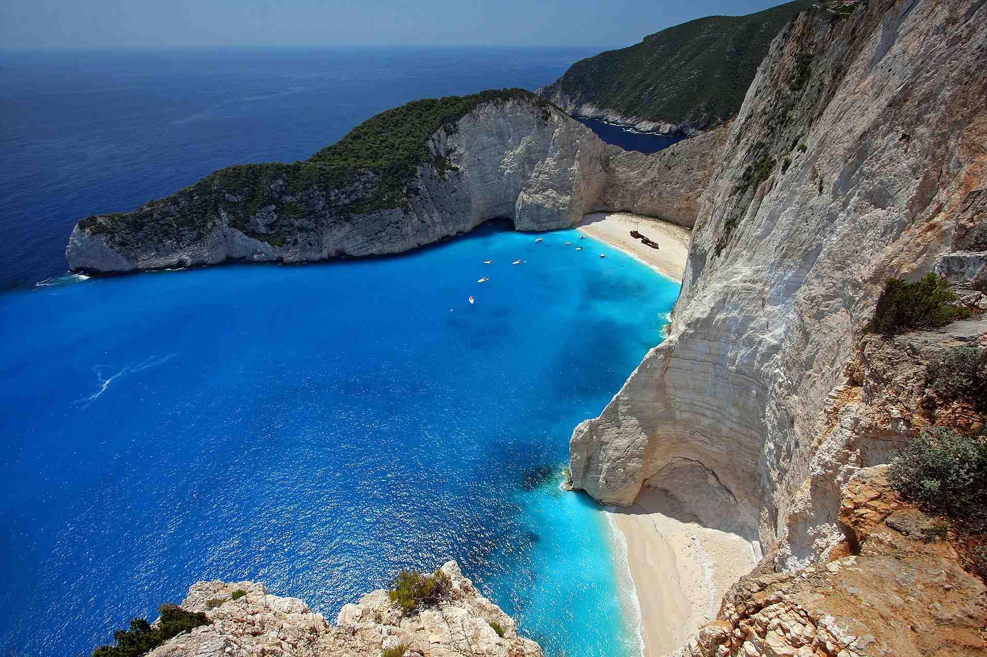 Où partir en Grèce l'été?
