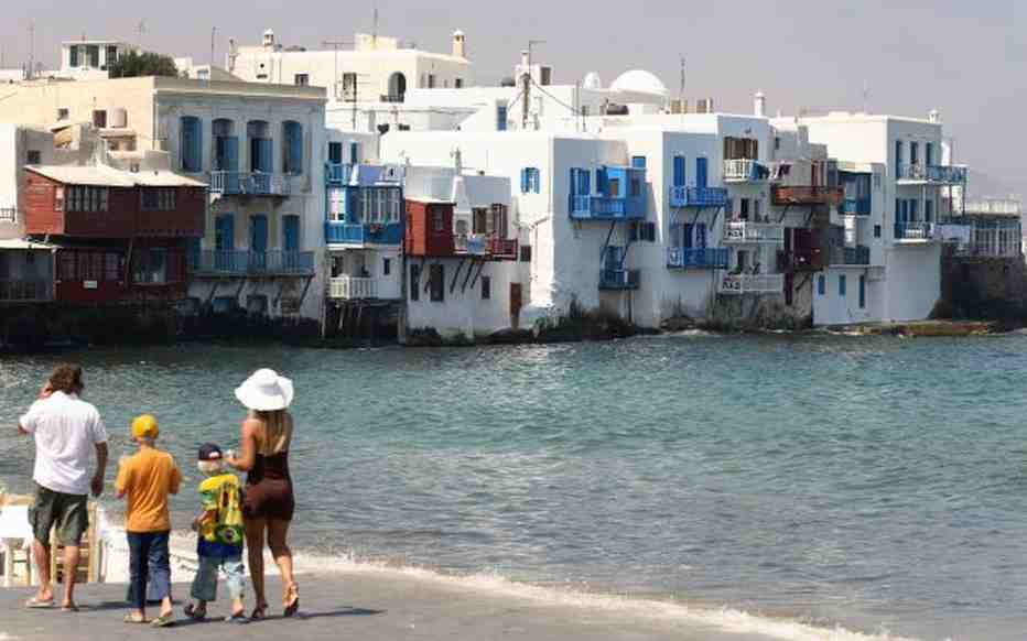 Quelle est la plus belle île des Cyclades?