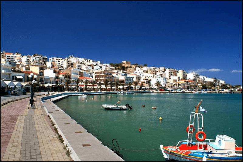 Que faire au nord de l'île de Crète ?
