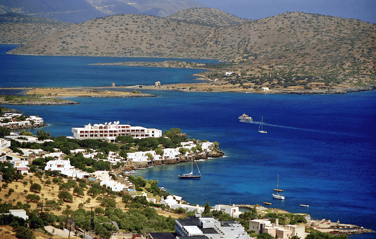 Où aller à l'est de la Crète ?