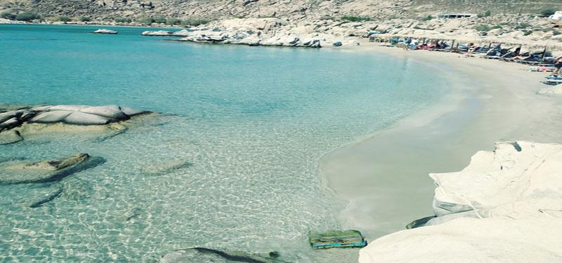 Où se baigner dans les Cyclades ?