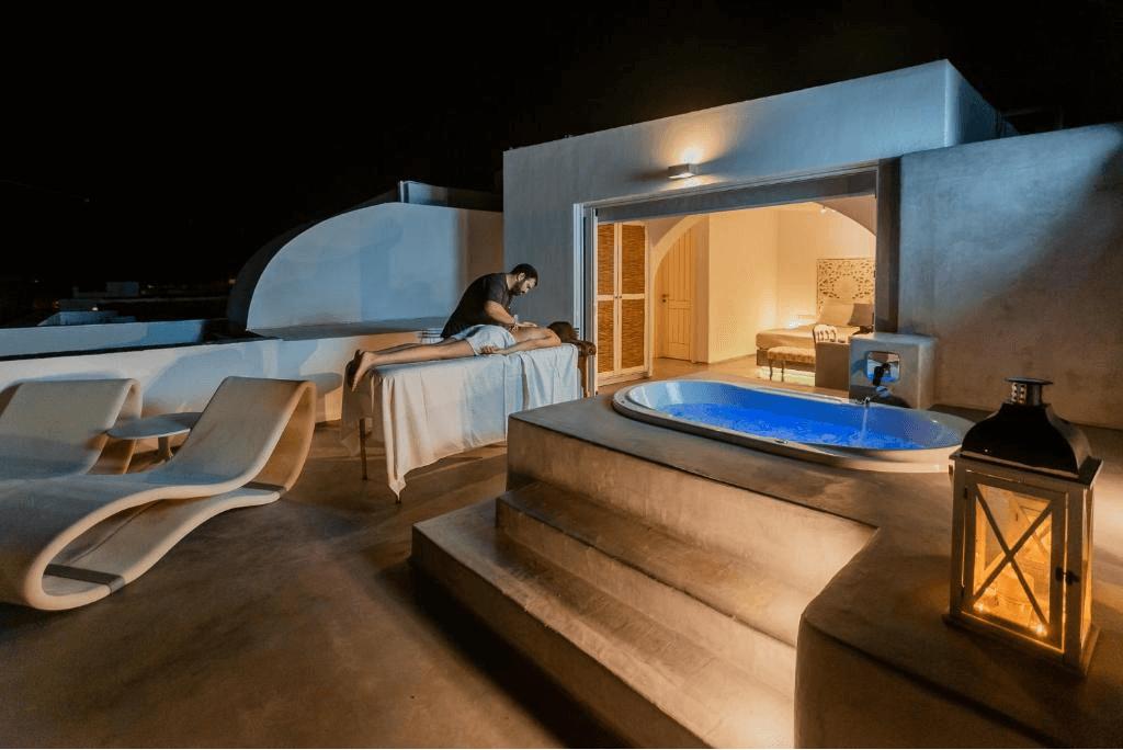 Où dormir à Naxos ?