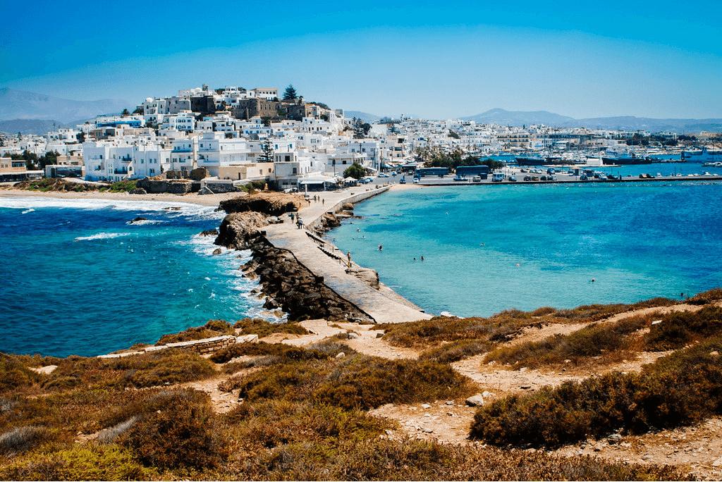Où aller à Naxos ?