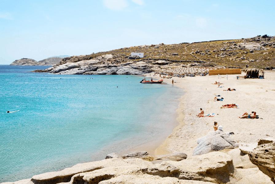 Où se baigner à Mykonos ?